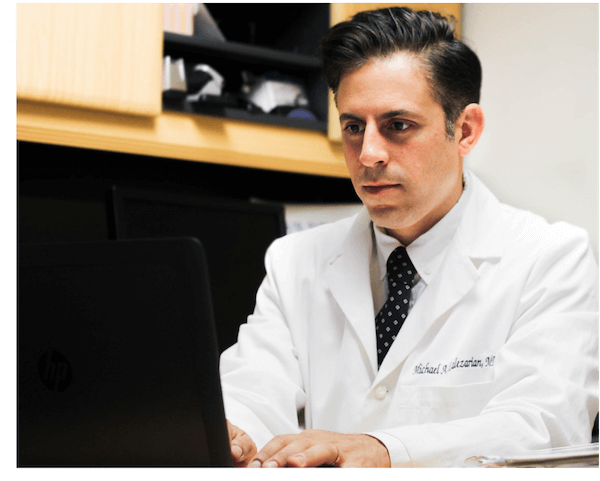 Los Angeles Vascular Specialist Dr. Michael Lalezarian